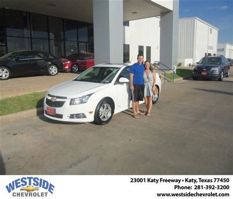 Westside Chevrolet by Westside Chevrolet Would Like To Say Congratulations To Ro