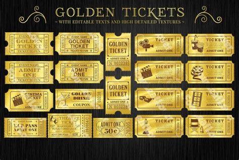 attractive raffle   ticket templates psd ai