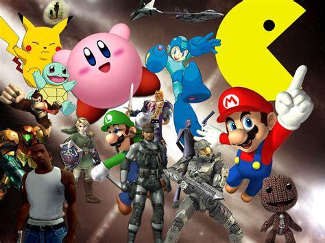 classic video game wallpaper wallpapersafari