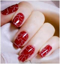 Bridal nail art acrylic designs life with style