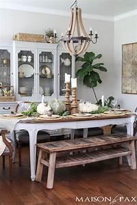 Elegant, Neutral, Thanksgiving, Table, Decor
