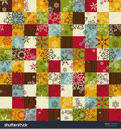 Christmas Paper Wrapping Pattern Seamless Vector Shutterstock