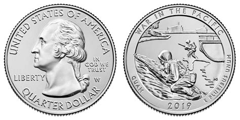 war   pacific quarter coin  prices  info