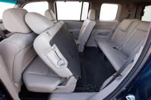2014 honda pilot touring second and third row seats 218780