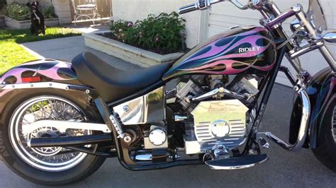 Ridley Automatic Motorcycle For Sale In California
