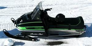 My Childhood Escape  The Arctic Cat Jag 3000