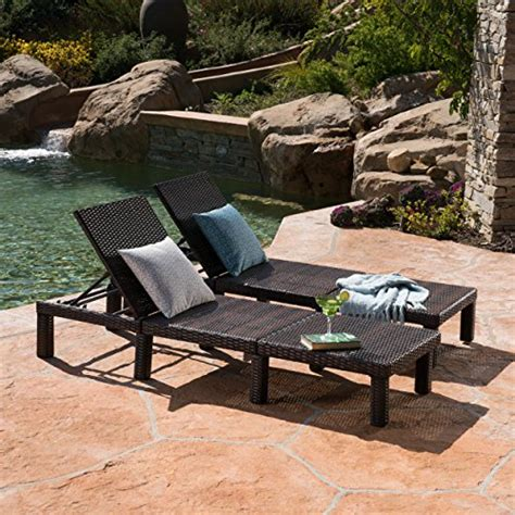 Deals On Outdoor Furniture by Great Deal Furniture Joyce Outdoor Multibrown Wicker