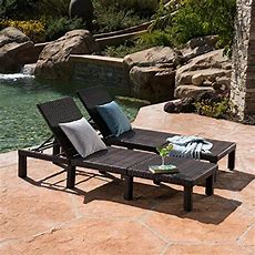 Great Deal Furniture Joyce Outdoor Multibrown Wicker