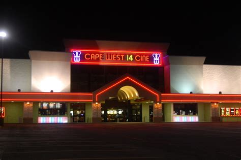 Movie Theater In Cape Girardeau Missouri