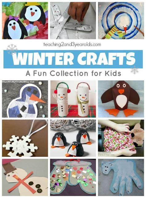 fun preschool winter crafts preschool crafts crafts