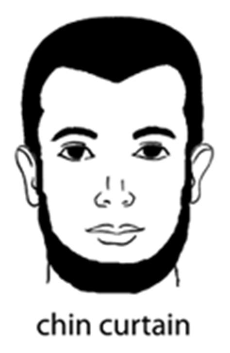 thin chin curtain beard beards theodric2
