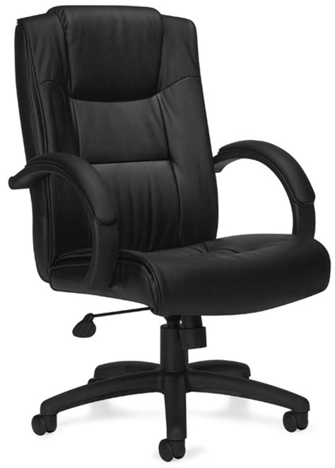 offices to go 11618b luxhide executive chair office