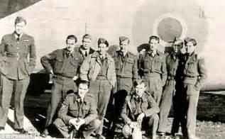 remains   raf crew  died  world war ii