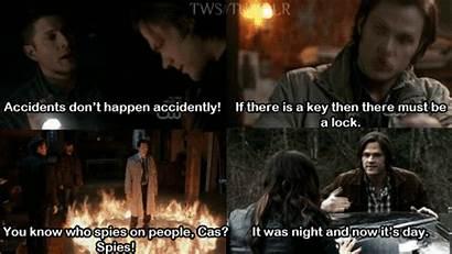Supernatural Dean Funny Castiel Quotes Winchester Sam