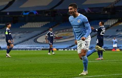 Manchester City Player Ratings Vs Olympiacos - The 4th ...