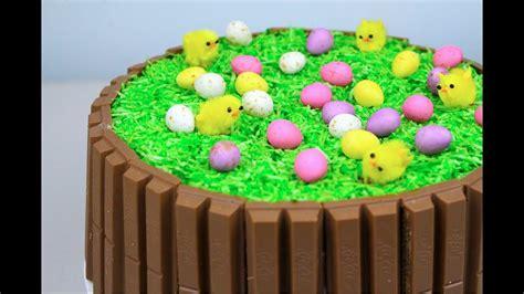 kit kat easter cake youtube