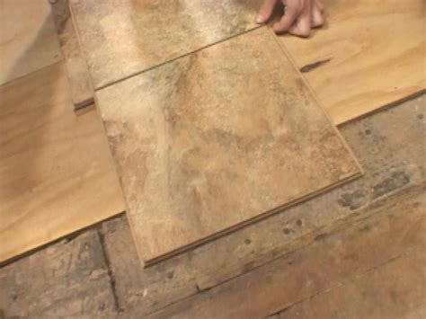 install snap  tile flooring  tos diy