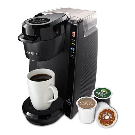 Close your eyes and picture the coffee maker of your dreams. Mr. Coffee BVMC-KG6-001 Review - Coffee Maker Reviews