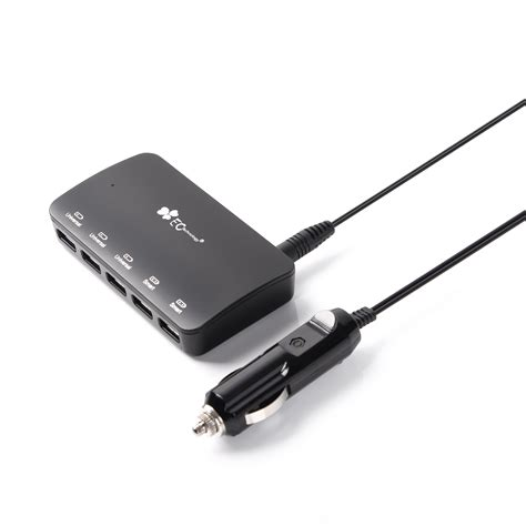Usb Car Charger Multi ec technology 36w 5 rapid multi functional usb
