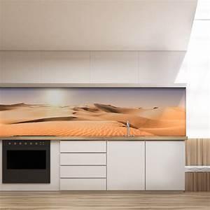 Kuchenruckwand aus glas sahara 989704226 for Küchenrückwand aus glas
