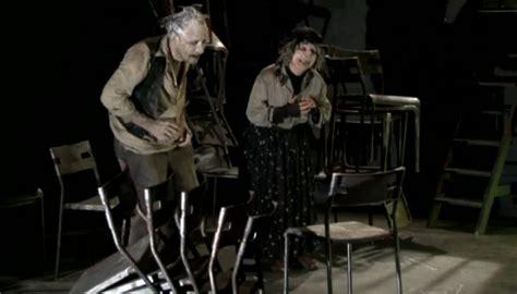 eugène ionesco les chaises quot les chaises quot de ionesco à l 39 affiche du festival orphée à versailles infos vivre fm la