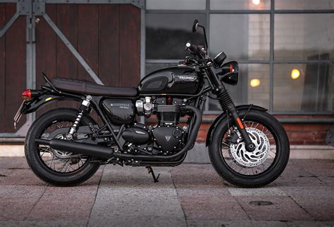 Triumph Bonneville T120 Modification by Triumph Bonneville T120 2016 On Motorcycle Review Mcn
