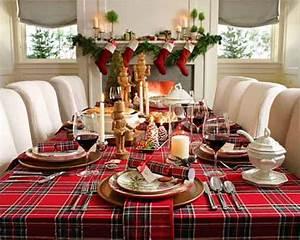 30 fotos e ideas para decorar la mesa en navidad Mil