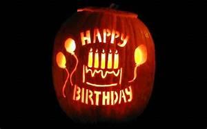 Happy Birthday, Jack-o-Lantern!