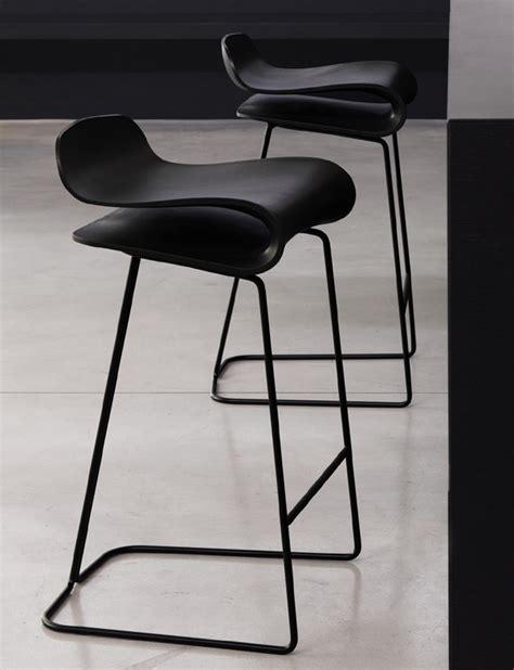 kristalia bcn fixed plastic stool kitchen furniture