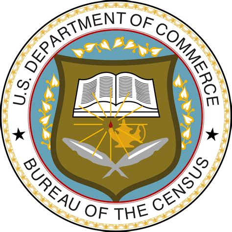 image bureau file seal of the united states census bureau svg