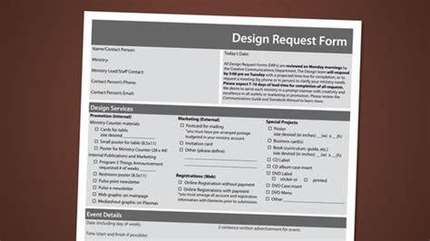 design request form  melt form design design
