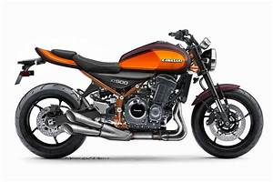Kawa Z900 Rs : z900 rs kawasaki tue le faux suspens moto revue ~ Jslefanu.com Haus und Dekorationen