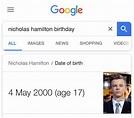 """Nicholas Hamilton on Twitter: """"Mmm idk if Finn just got ..."""