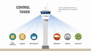 Control Tower Diagram For Powerpoint