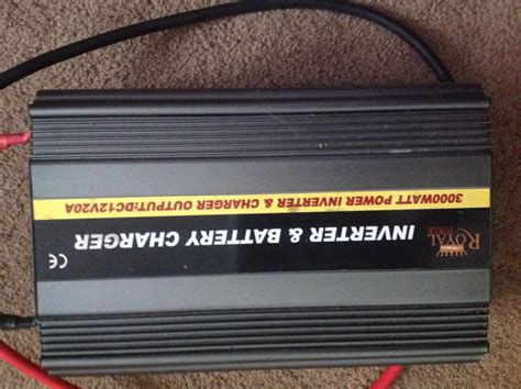 Boats For Sale In Paintsville Ky by 3000 Royal Power Inverter Battery Char Electronics