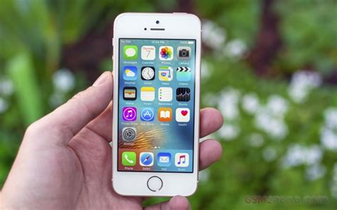 apple iphone se review a apple iphone se review software overview