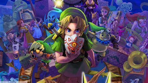 Legend Of Zelda Wallpaper 1080p The Legend Of Zelda The Legend Of Zelda Majora S Mask Video Games Nintendo Link Wallpapers