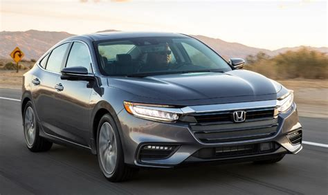 2020 Honda Insight by 2020 Honda Insight Release Date Dimensions Redesign