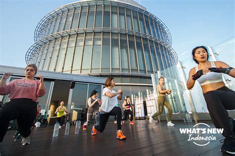 total body workout  inge anugrah wibowo   westin