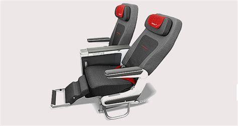 siege premium economy air austrian airlines nouveau siege premium economy ohlalair