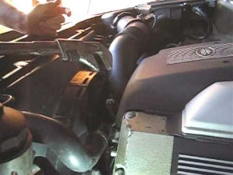 range rover mkiii   change radiator youtube
