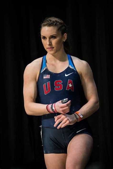 mattie rogers usa weightlifting national champion