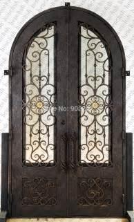 porte fer forge moderne cuisine l de faire marquises et portes d entr 195 169 e porte d entr 233 e fer forge moderne porte d