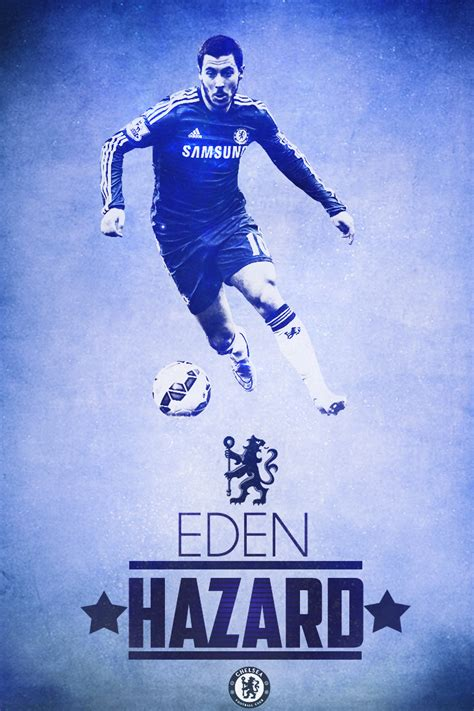 Would you like to change the currency to pounds. Eden Hazard Poster by RakaGFX on DeviantArt