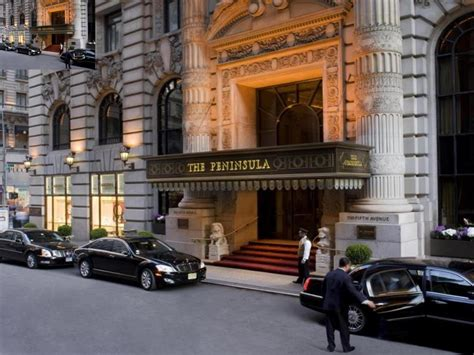 Best Hotel Ny by Best Price On The Peninsula New York Hotel In New York Ny