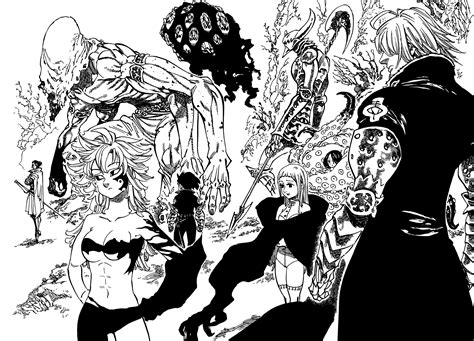 clan de los demonios wiki nanatsu  taizai fandom