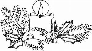 Bougie De Noel Dessin : coloriage bougie de noel dessin imprimer sur coloriages info ~ Voncanada.com Idées de Décoration