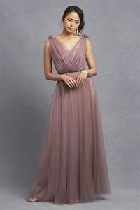 mauve chiffon bridesmaid dresses wwwpixsharkcom With mauve wedding dress