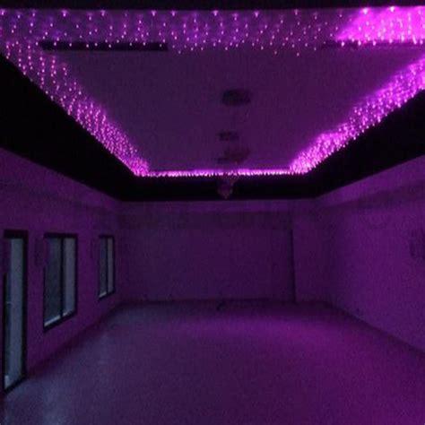 fiber optic ceiling light