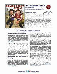Click For The Full Activity Guide For Roller Derby Rivals